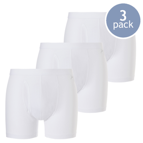 Witte Boxershorts - Ten Cate - 3-Pack (1)