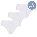 Witte Slips - Ten Cate - 3-Pack - Thumbnail 1